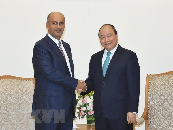 Promotion de la cooperation economique Vietnam-Oman hinh anh 1
