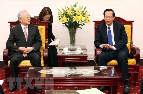 Favoriser l'investissement des entreprises sud-coreennes au Vietnam hinh anh 1