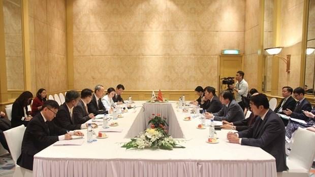Doper les echanges commerciaux Vietnam - Republique de Coree hinh anh 1
