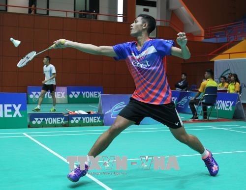 Badminton : fin du tournoi Ciputra Hanoi-Yonex Sunrise Vietnam International Challenge 2018 hinh anh 1