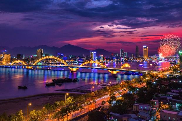 Les Sud-coreens se classent premiers parmi les touristes etrangers a Da Nang hinh anh 1