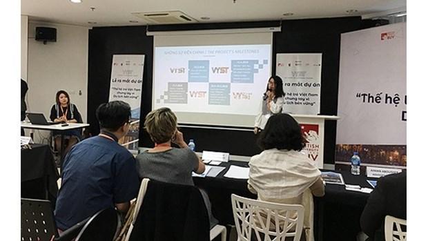 Les jeunes vietnamiennes conjuguent leurs efforts pour le tourisme durable hinh anh 1