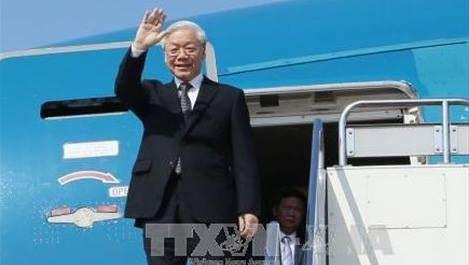Nouvel essor dans les relations d'amitie et de cooperation integrale Vietnam-Cuba hinh anh 1