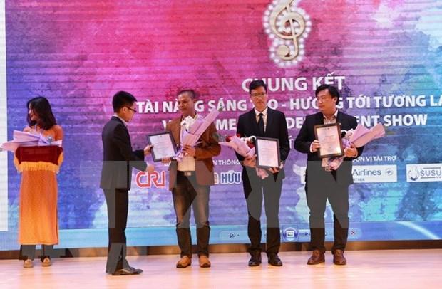Festival artistique des etudiants vietnamiens en Chine hinh anh 1