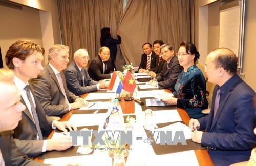 Le Vietnam s'engage a favoriser les investissements etrangers hinh anh 1