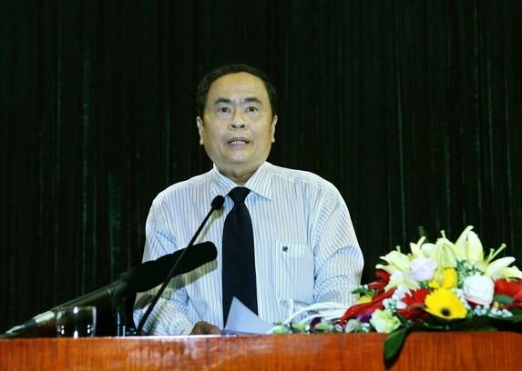 Vietnam-Laos : le FPV et le FELN consolident leur cooperation hinh anh 1