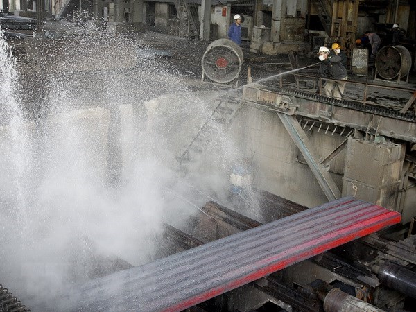 L'Australie n'applique pas de droit antidumping aux bobines d'acier vietnamiennes hinh anh 1