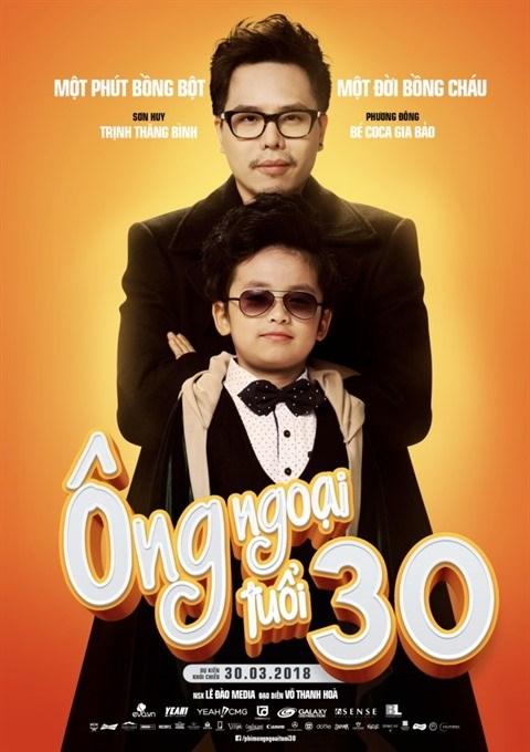 La concurrence entre les films vietnamiens et etrangers s'accentue hinh anh 1