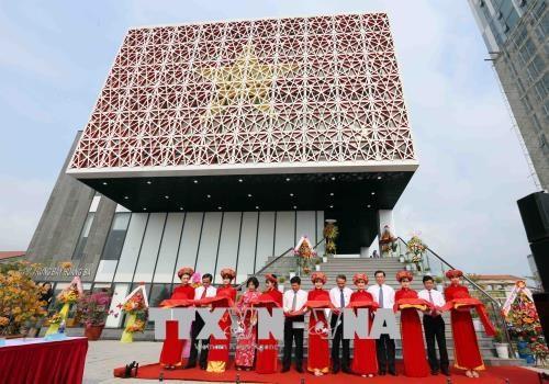 Inauguration de la maison d'exposition Hoang Sa a Da Nang hinh anh 1