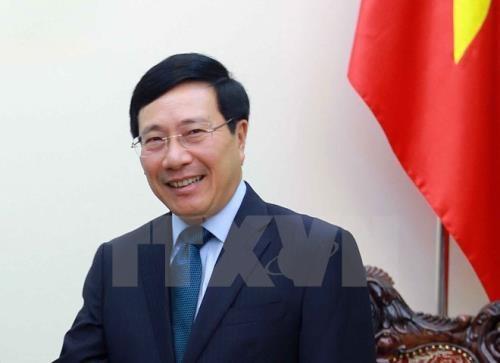 Les entreprises francaises souhaitent participer aux projets d'investissement au Vietnam hinh anh 1