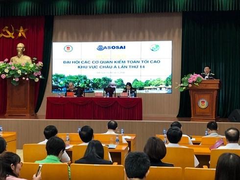 Audit : bientot la 14eme Assemblee de l'ASOSAI a Hanoi hinh anh 1