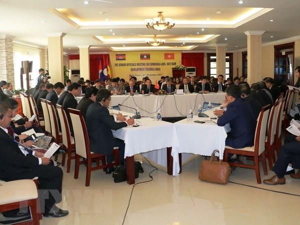 Les reunions des hauts officiels du GMS-6 et du CLV-10 commencent a Hanoi hinh anh 1