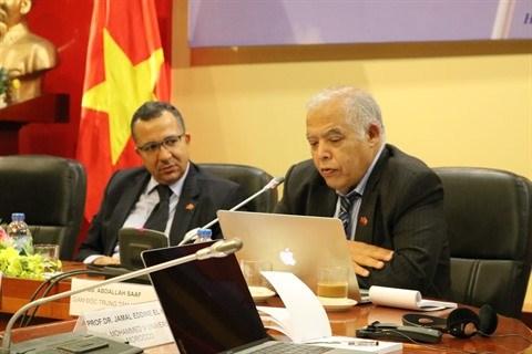 Histoire d'Anh Ma - un livre emouvant sur les relations vietnamo-marocaines hinh anh 2