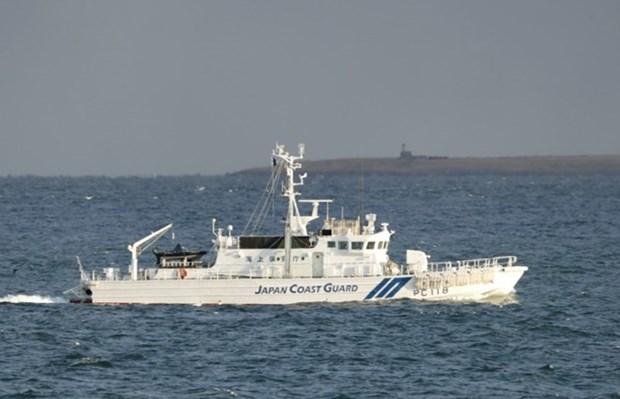 Les Philippines recoivent deux navires de patrouille fabriques au Japon hinh anh 1