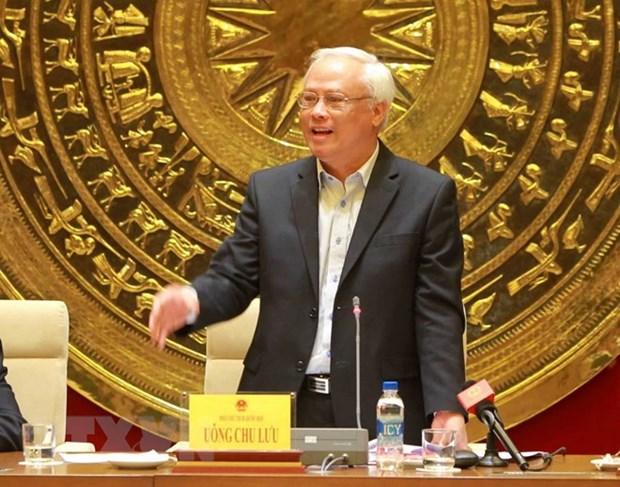 Le Vietnam estime de grandes contributions des entreprises americaines a l'economie nationale hinh anh 1
