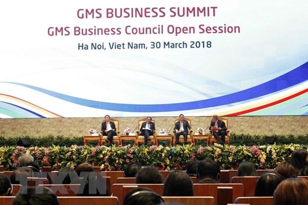 Ouverture de la session ouverte du Conseil d'Affaires de GMS hinh anh 1