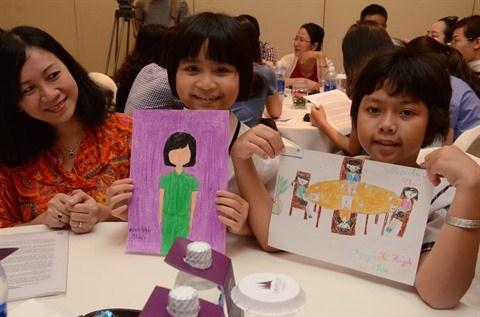 Ho Chi Minh-Ville deviendra une ville amie des enfants hinh anh 1