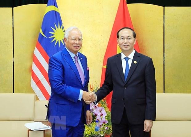 Les relations Vietnam-Malaisie se developpent tant en profondeur qu'en largeur hinh anh 1