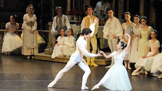 Le ballet Cendrillon de nouveau attendu a Ho Chi Minh-Ville hinh anh 1