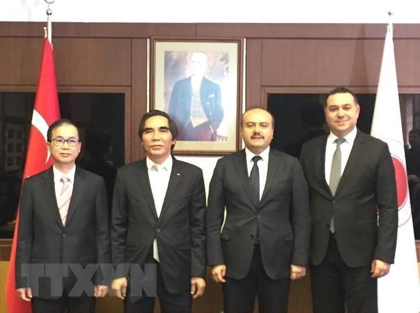 Recherche d'experiences dans la construction des zones economiques libres en Turquie hinh anh 1