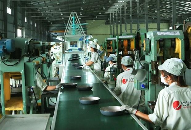 Des investisseurs etrangers interesses par le marche vietnamien des objets menagers hinh anh 1