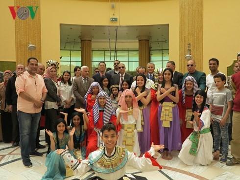 Journee de la culture vietnamienne en Egypte hinh anh 1