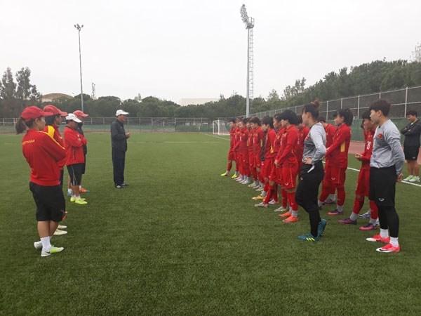 L'equipe de football feminin du Vietnam, une grande fierte en Asie du Sud-Est hinh anh 1