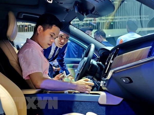 La demande de voitures des citadins vietnamiens en forte hausse hinh anh 1