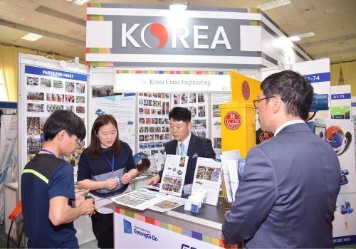 Vietnam Expo : opportunites d'affaires pour les entreprises vietnamiennes et sud-coreennes hinh anh 1