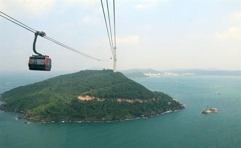 La province de Kien Giang attire toujours plus de touristes hinh anh 2