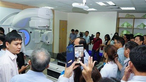 Ho Chi Minh-Ville : inauguration du systeme VERSA HD a l'hopital Cho Ray hinh anh 1