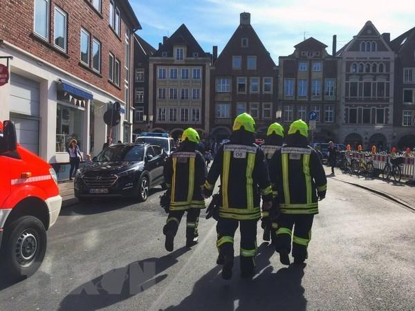 Camionnette-belier en Allemagne: pas de victime vietnamienne pour l'instant hinh anh 1