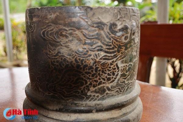 Un objet de la dynastie des Nguyen mis au jour dans une province du Centre hinh anh 1