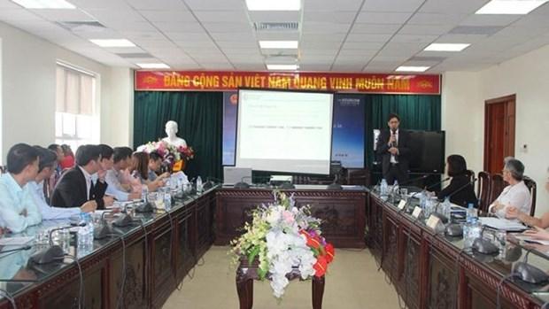 Promotion commerciale du secteur du textile entre le Vietnam et la France hinh anh 1