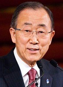 Ban Ki-moon elu president du Forum de Boao pour l'Asie hinh anh 1