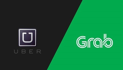 Mariage Uber-Grab: vers l'emergence d'une concurrence vietnamienne? hinh anh 1