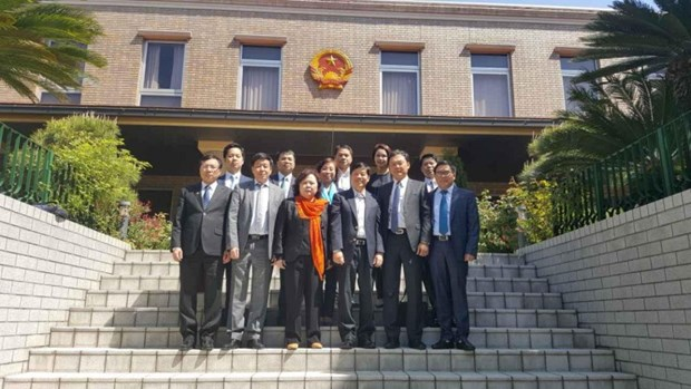 Renforcement de la cooperation entre Hanoi et les localites japonaises hinh anh 1