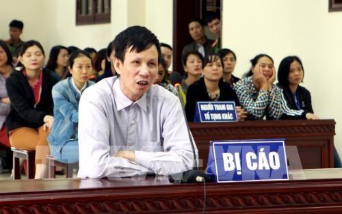 Thai Binh : une personne condamnee pour organisation de mouvement insurrectionnel hinh anh 1