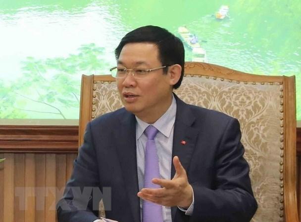 Le gouvernement se fixe comme objectif de debourser 100% des fonds d'investissement public en 2018 hinh anh 1