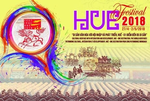 La 10e edition du Festival de Hue aura lieu a la fin d'avril hinh anh 1