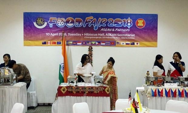 Le Vietnam participe au festival de la gastronomie de l'ASEAN pour aider les enfants pauvres hinh anh 1