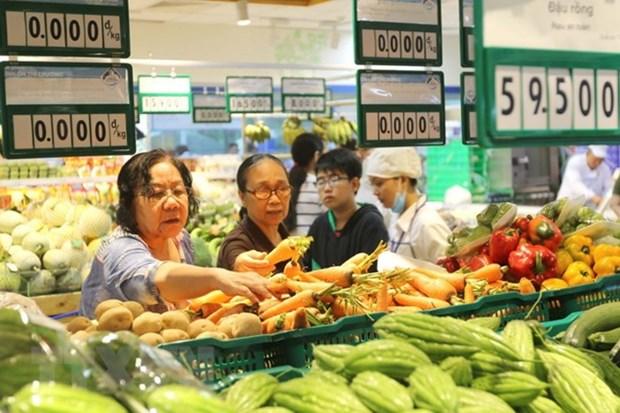 Financial Times : Les consommateurs vietnamiens optimistes sur l'economie nationale hinh anh 1