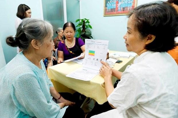 Aide japonaise dans les soins de sante aux personnes agees hinh anh 1