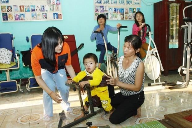 Seminaire sur l'education inclusive pour les enfants handicapes hinh anh 1