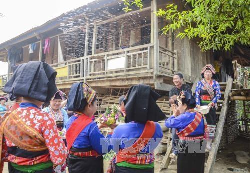 Le Tet de rejet de l'eau de l'ethnie Lao reconnu patrimoine culturel immateriel national hinh anh 1