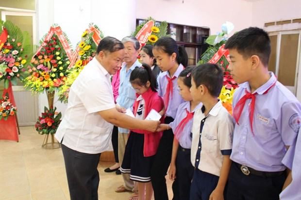 Thua Thien-Hue : assistance active aux personnes handicapees hinh anh 1
