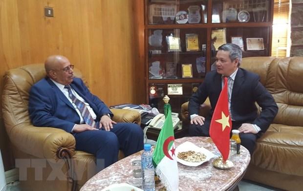Vietnam et Algerie renforcent leur cooperation economique hinh anh 1