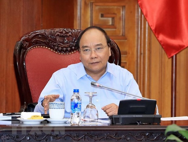 Le PM souligne l'importance de la cooperation commerciale entre le Vietnam et l'UE hinh anh 1