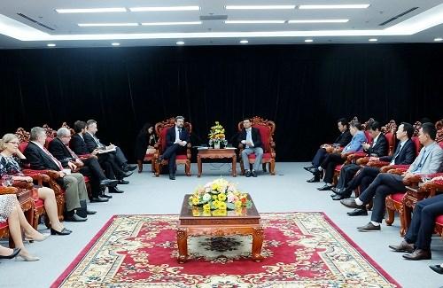 HCM-Ville et Da Nang souhaitent dynamiser leur cooperation avec la R. tcheque hinh anh 2