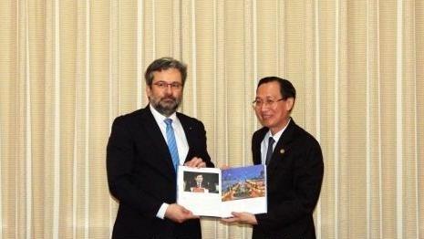 HCM-Ville et Da Nang souhaitent dynamiser leur cooperation avec la R. tcheque hinh anh 1